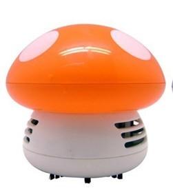 桌上型蘑菇吸塵器(顏色隨機出貨)