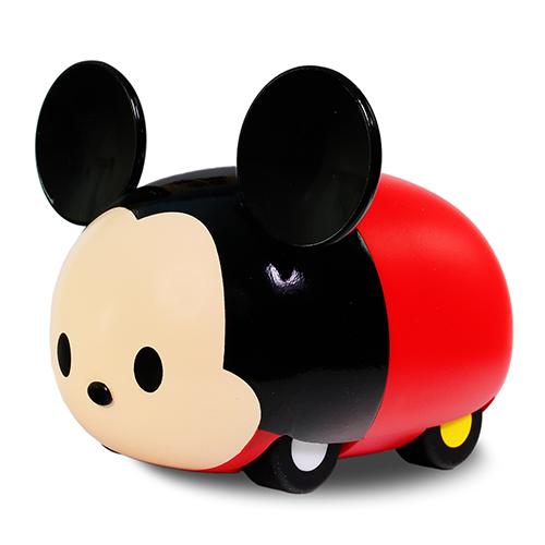 Tsum Tsum 變速旋風車系列-米奇/ Tsum Tsum Spin Car/ 迴力車/ 迪士尼/ 展示盒/ 伯寶