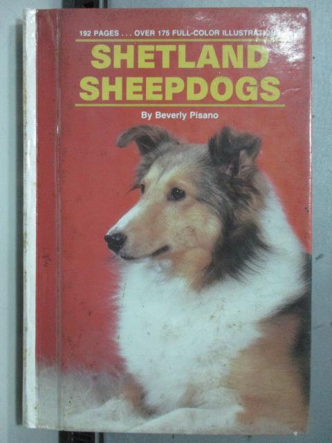 【書寶二手書T9/寵物_JAE】Shetland Sheepdogs_Beverly Pisano