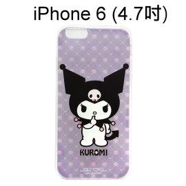 庫洛米透明軟殼 [KM2] iPhone 6 / 6S (4.7吋)【三麗鷗正版授權】