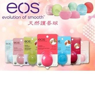 【彤彤小舖】EOS 護唇球 7g 夏日水果 / 草莓雪酪 /忍冬蜜瓜 /活力藍莓
