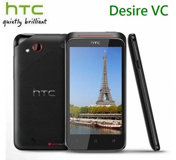 【聯強國際公司貨】HTC Desire VC T328D 亞太,雙模雙待機、智慧型、商務手機 【全新特價1折】