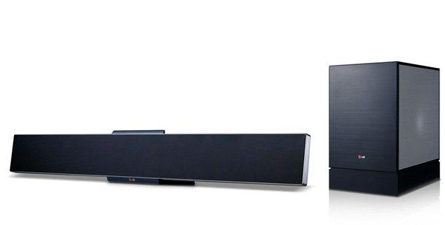LG Sound Bar 4.1 聲道藍芽3D藍光家庭劇院 BB5530A