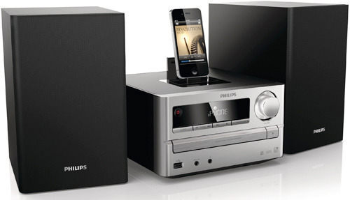 PHILIPS 飛利浦 iPod/iPhone/iPad Docking迷你音響 DCM2020 / DCM-2020 **可刷卡!免運費**