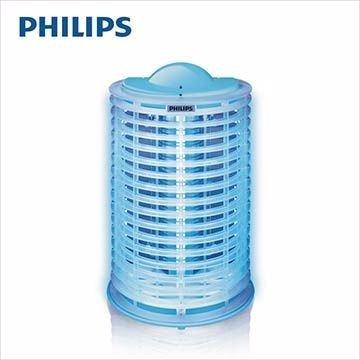 ◤專利捕蚊光波+光觸煤◢ PHILIPS 飛利浦 電擊式系列15W 安心光觸媒捕蚊燈 E300
