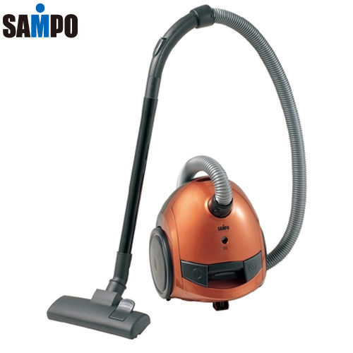 SAMPO 聲寶 橫臥式 350W吸塵器   EC-AJ35