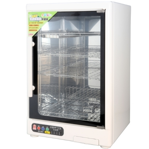 晶工牌 微電腦數位記憶光觸媒紫外線殺菌四層烘碗機 EO-9011