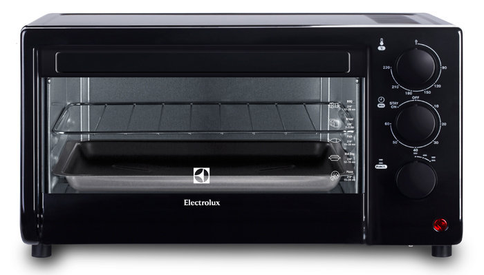 【贈防燙手套 附烤盤+烤盤夾+燒烤架】Electrolux 瑞典 伊萊克斯 Pretzel 15L 多功能烤箱 EOT4500 / EOT-4500