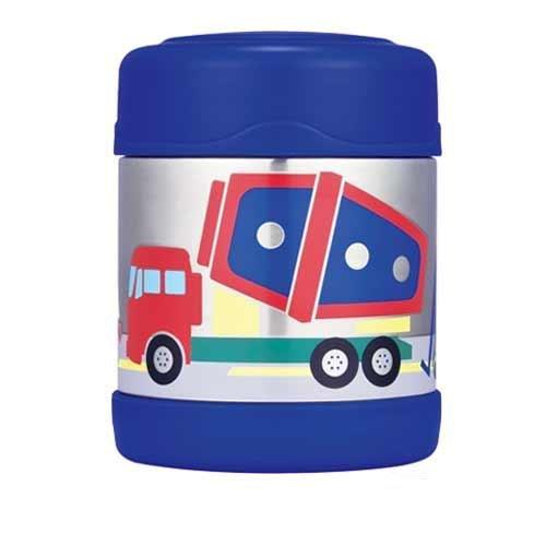 THERMOS 膳魔師 300ml 工程車篇不鏽鋼真空燜燒食物罐 F3001OW6 **可刷卡!免運費**