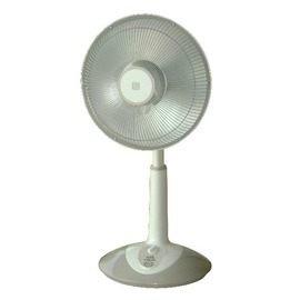 風騰 35cm(12吋) 桌上擺頭鹵素電暖器 (灰白色) FT-536H 傾倒電源自動關閉 - 台灣製造