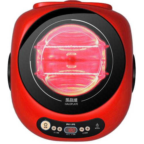 ◤隨貨附贈專用烤盤◢ PHILIPS 飛利浦 萬用 黑晶爐 HD4989 / HD-4989 定時功能