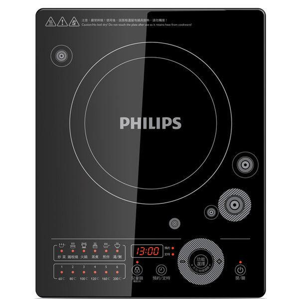 PHILIPS 飛利浦 頂級智慧變頻超薄電磁爐 / 智慧變頻晶鑽爐 HD4991 / HD-4991   **可刷卡!免運費**