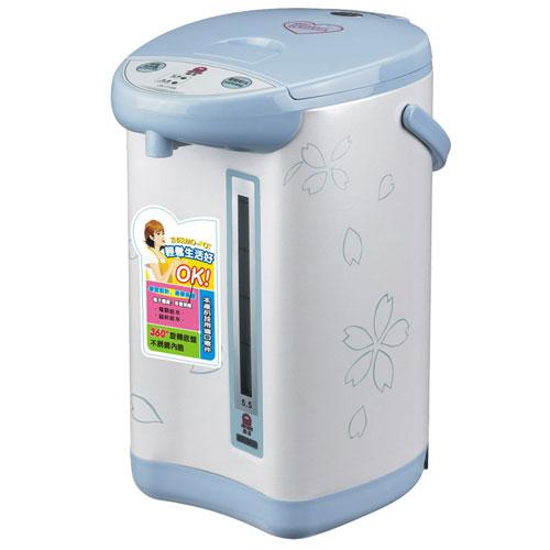晶工 5.5L 二合一電動熱水瓶 JK-7955