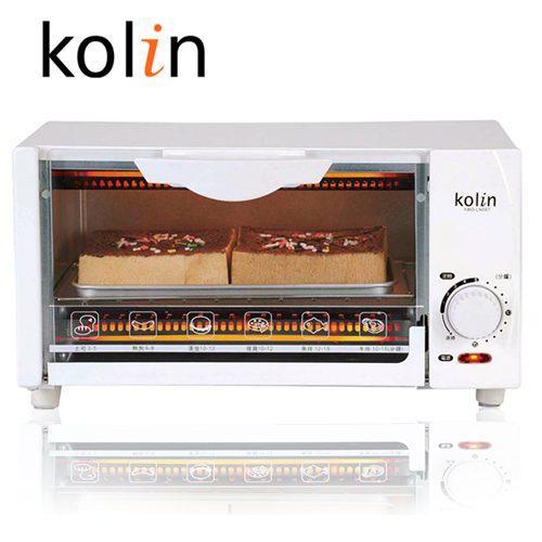 ◤早餐指定款◢ KOLIN 歌林 6公升旋鈕定時小烤箱 KBO-LN067 **可刷卡免運費**