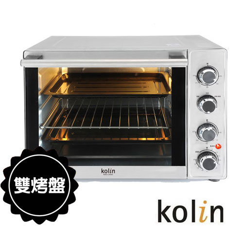 Kolin 歌林 35L三溫控油切旋風大烤箱 KBO-LN352