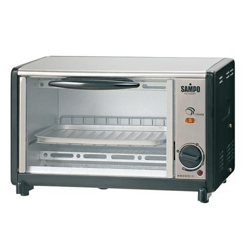 SAMPO 聲寶 9公升 定時三段火力電烤箱 KZ-AD09T