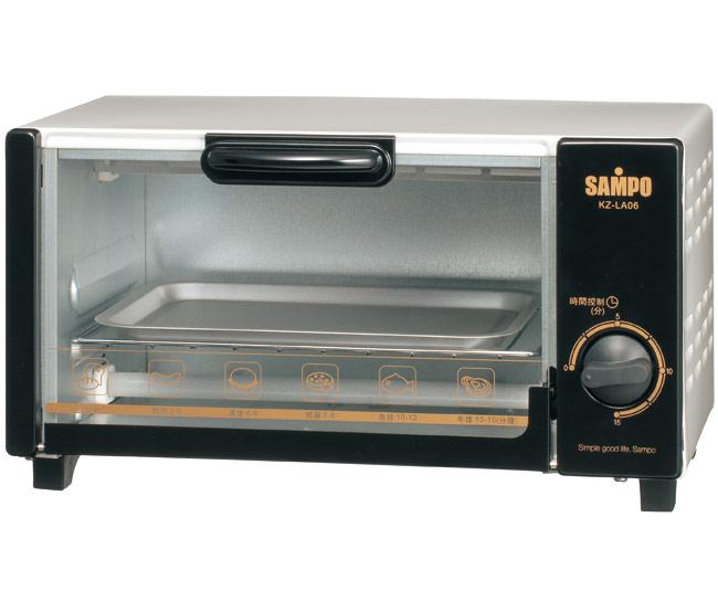 SAMPO 聲寶 6L定時烤箱 KZ-LA06 / KZLA06