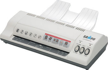 SAMPO 聲寶 A4 LY-U6A41L 二段調溫進紙口護貝機