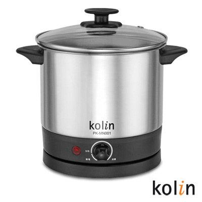 KOLIN 歌林 高級不銹鋼1.5公升美食鍋 PK-MN001 **可刷卡!免運費**