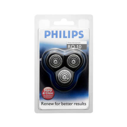 PHILIPS 飛利浦 超智能貼面系統 刮鬍刀頭組件 RQ10 / RQ-10 適用RQ1050、RQ1075、RQ1085、RQ1095