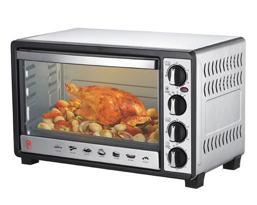 【晶工】30L雙溫控不鏽鋼旋風烤箱 JK-7300   **可刷卡!免運費**