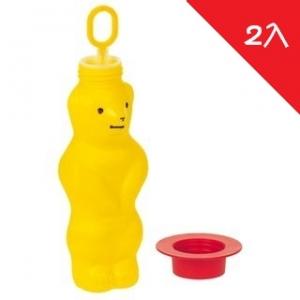 德國【Pustefix】神奇泡泡熊180ml(2瓶)