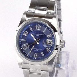 《好時光》Valentino 范倫鐵諾 深藍面數字款經典風格(日期窗)時尚男錶