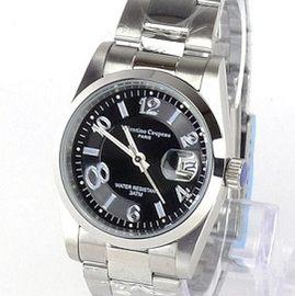 《好時光》Valentino 范倫鐵諾 黑面數字款經典風格(日期窗)時尚男錶