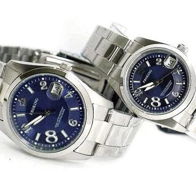 《好時光》PROKING 皇冠 大8數字 (日期窗) 時尚男錶/女錶-深藍-單支價格