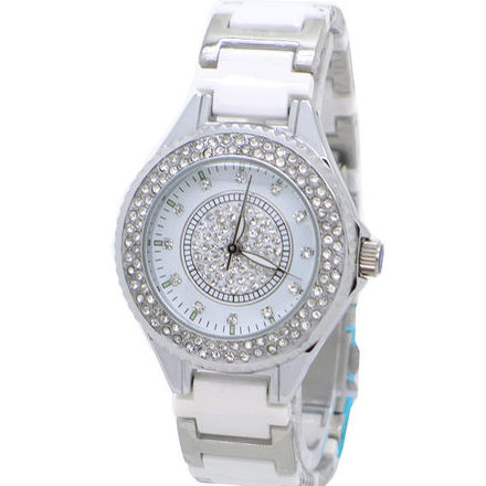 《好時光》Valentino Coupeau 范倫鐵諾 J12款小滿天星 晶鑽陶瓷女錶/男錶