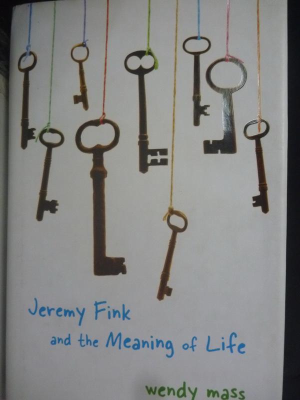 【書寶二手書T9/原文小說_LOF】Jeremy Fink and the Meaning of Lifeva_Wend