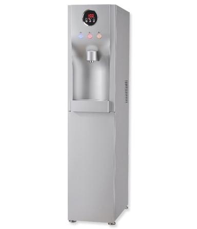 HM-290 冰溫熱RO飲水機白色鏡面烤漆/自動補水/含台灣精緻型RO機 /免費專業安裝