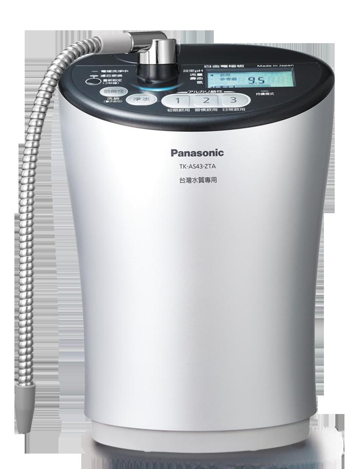 Panasonic  TK-AS43-ZTA 電解水機/附雙抗菌前置濾心組+酸性出水座  洽詢專線:(05)2911373
