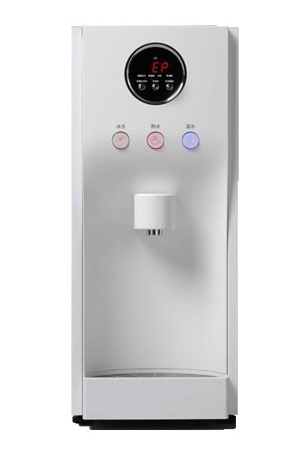 HM-190桌上型冰溫熱RO飲水機/白色鏡面烤漆/自動補水 /免費專業安裝