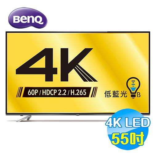 BENQ 55吋4K低藍光UHD液晶電視 55IZ7500