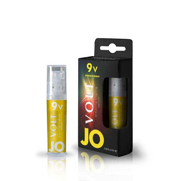美國JO*JO Volt 9v 2ml Spray【陰蒂增強凝膠2ml】中 威而柔高潮凝膠 情趣用品