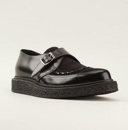 韓國 GD 1比1 訂製鞋 聖羅蘭 SLP Saint Laurent Paris SLP走秀款 權志龍G