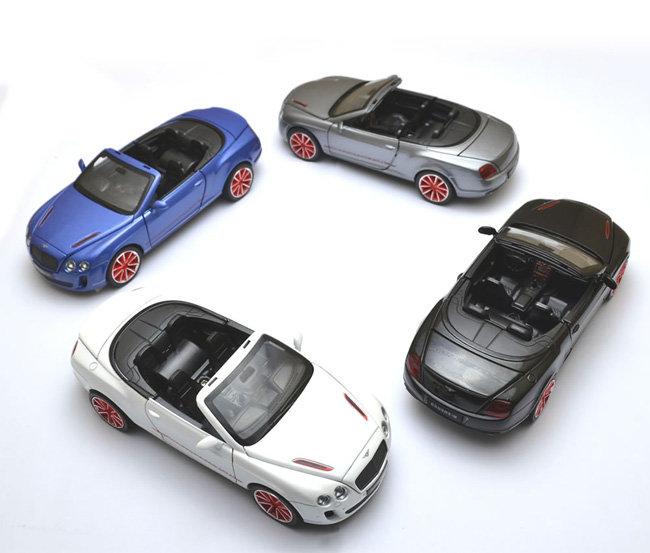 【MSZ 迴力合金車】1:32 Bentley Contine-開篷 68345 (成單開量3,目前下單量0,可成單餘量3,初回開量)