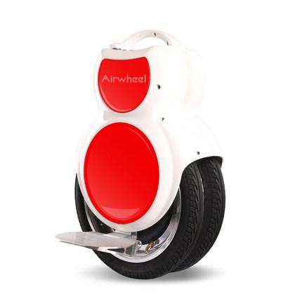 Airwheel Q6獨輪體感車、平衡車、扭扭車『酷炫側邊LED燈、鈦合金腳踏板;還可選配輔助側架』