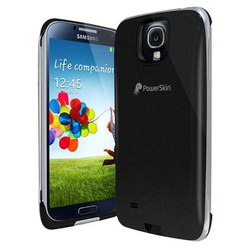 Samsung Galaxy S4專用-背匣式行動電源-手機充電殼-PowerSkin®Spare系列