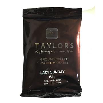 Taylors Lazy Sunday英國泰勒 慵懶週日研磨咖啡(65克)