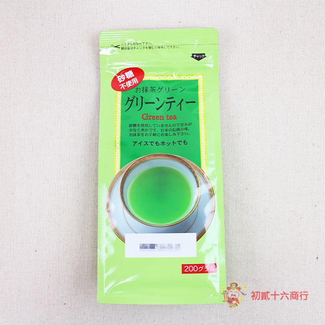 【0216零食會社】日本梅園無糖抹茶粉200g
