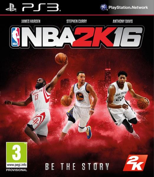 現貨供應中 中文版  [普遍級] PS3 NBA 2K16