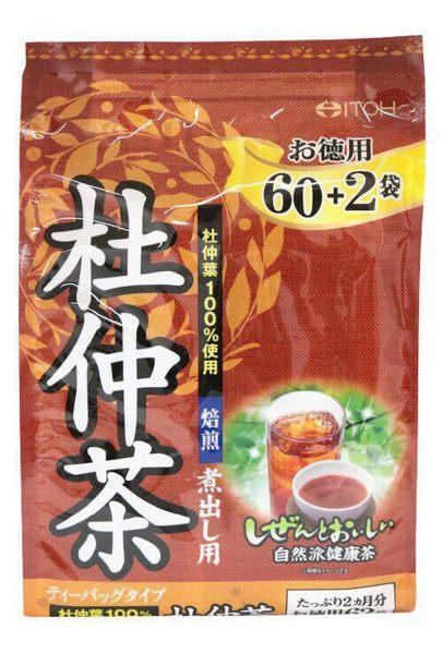 日本ITOH德用 杜仲茶 3gx62/包 原價$399 特價$319