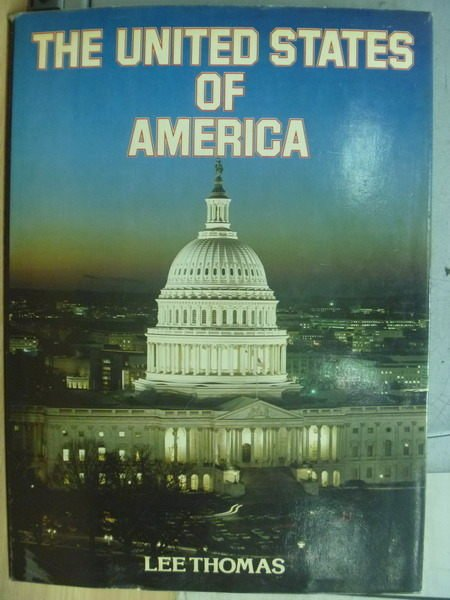 【書寶二手書T8/地理_YEA】The United States of America