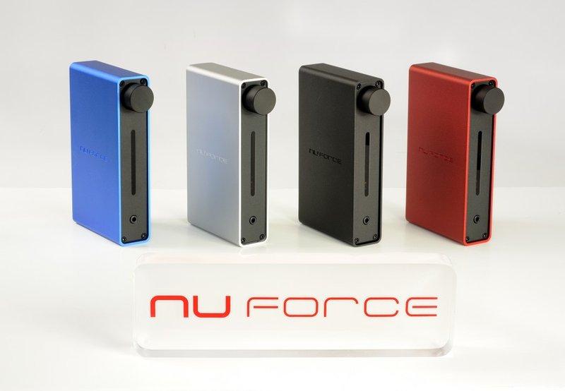 NuForce Icon iDo  Apple專用數類轉換耳機擴大機,逢緯公司貨保固