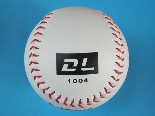 DL壘球1004# PVC縫線DL大壘球/一個入{定150}