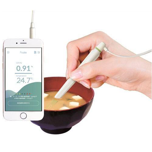 【菲比朵朵】日本代購 TEMPUS 鹽度測量儀 1379