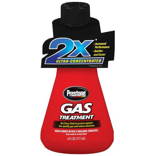 Prestone百適通超強兩倍濃縮 汽油除水劑AS791