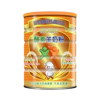 【裕良連鎖藥局】酵素羊奶粉900g買多有優惠-momo